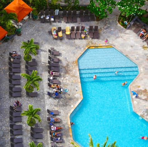 Overview of Tapa Pool